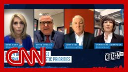 How Biden's global agenda is being perceived abroad | CITIZEN by CNN 9
