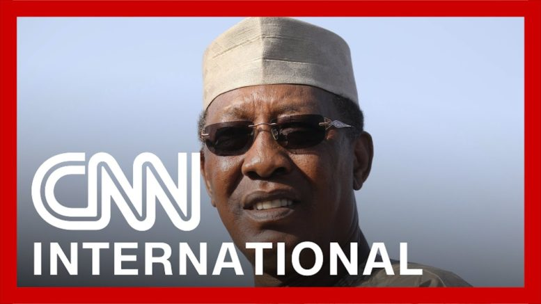 President of Chad dies from injuries on front line 1