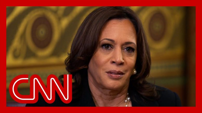 Kamala Harris weighs in on Chauvin trial 1