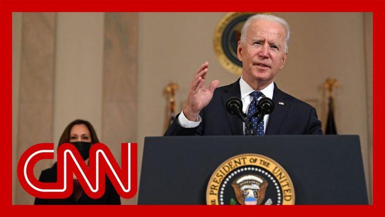 Biden and Harris speak after Chauvin verdict 1