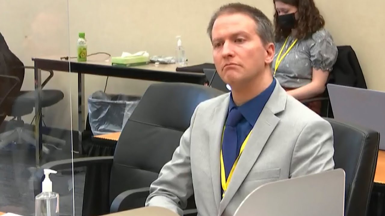 Jury reaches a verdict in Chauvin murder trial | Announcement expected at 4:30 p.m. EST 8