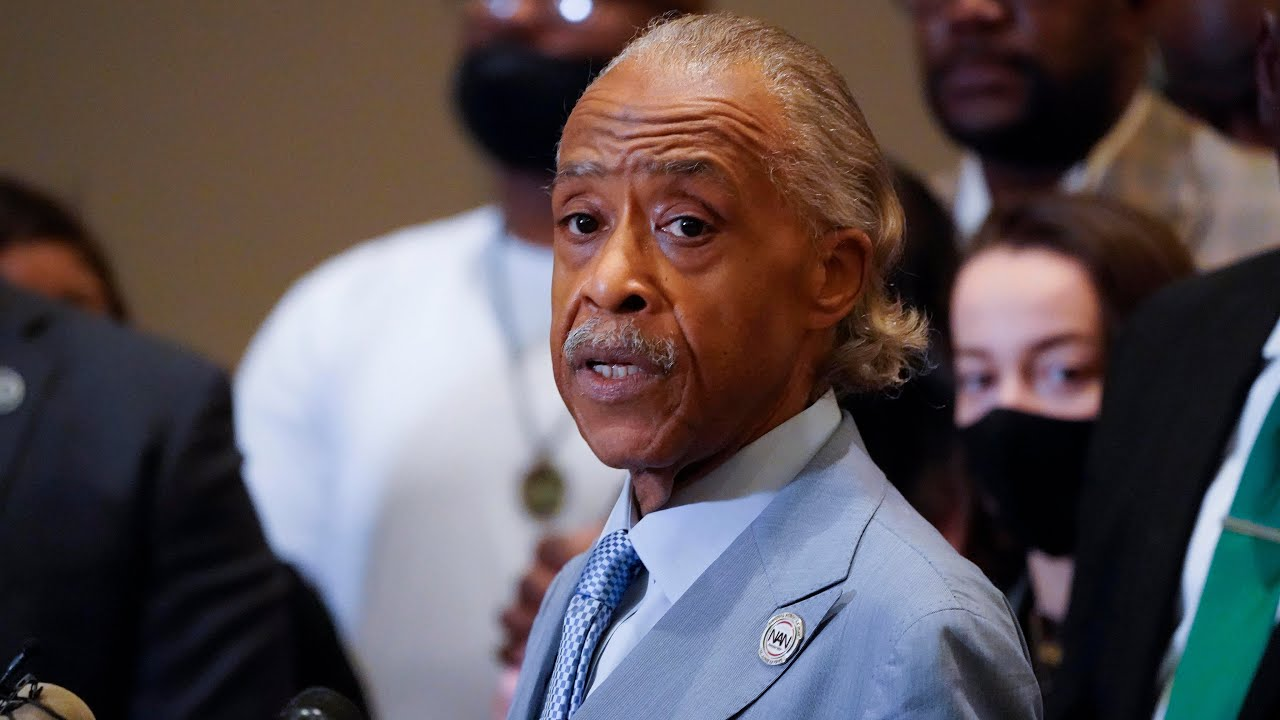 Rev. Al Sharpton calls for police reform and accountability after Derek Chauvin verdict 3