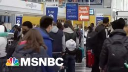 CDC Issues New Travel Guidance For Vaccinated Americans | Craig Melvin | MSNBC 4