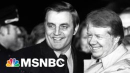 Former Vice President Walter Mondale Has Died At The Age Of 93 | Rachel Maddow | MSNBC 3