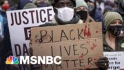 Hope Over History: Racial Justice Advocates Anxiously Await Chauvin Verdict   Rachel Maddow   MSNBC 3
