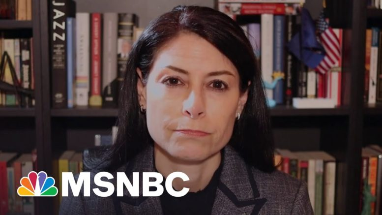MI AG: Lack Of Unity Against Domestic Extremism Makes Me Fear For The Future | The Last Word | MSNBC 1