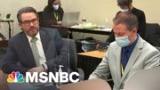 Derek Chauvin Case Now With The Jury | The 11th Hour | MSNBC 2
