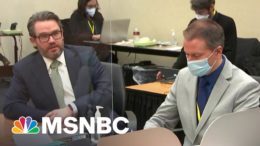 Derek Chauvin Case Now With The Jury | The 11th Hour | MSNBC 1