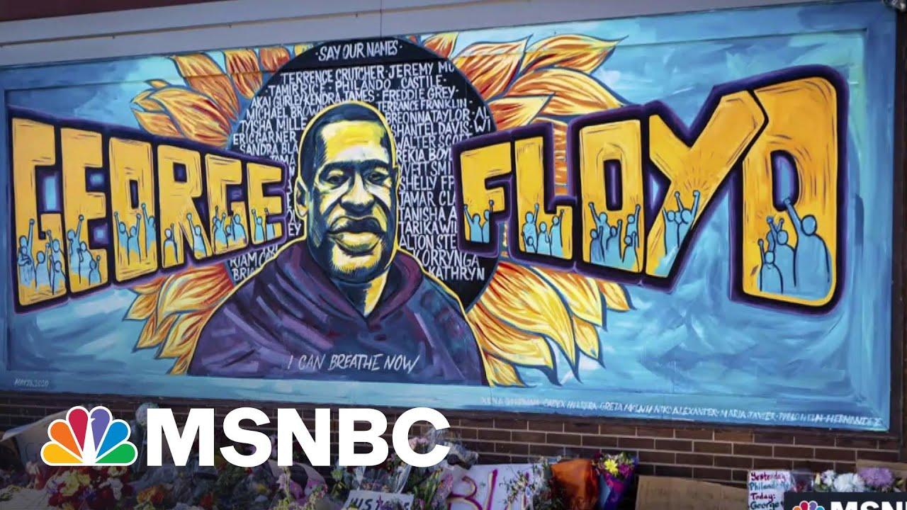 Key Moments From Derek Chauvin Trial As Nation Awaits Verdict | Hallie Jackson | MSNBC 5