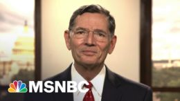 Sen. Barrasso: Afghanistan Troop Withdrawal Plan Is 'A Mistake' | Andrea Mitchell | MSNBC 2