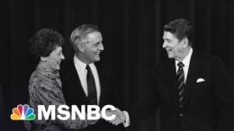 Remembering Vice President Walter Mondale | Andrea Mitchell | MSNBC 1