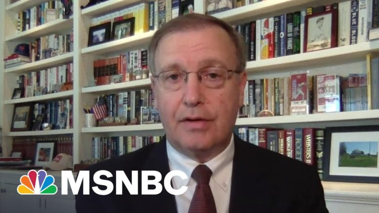 Chuck Rosenberg Breaks Down The Charges Derek Chauvin Is Facing | Katy Tur | MSNBC 1
