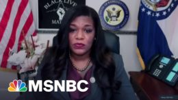 Rep. Cori Bush On The Chauvin Verdict: 'Today, We Saw Accountability Happen'   The ReidOut   MSNBC 4