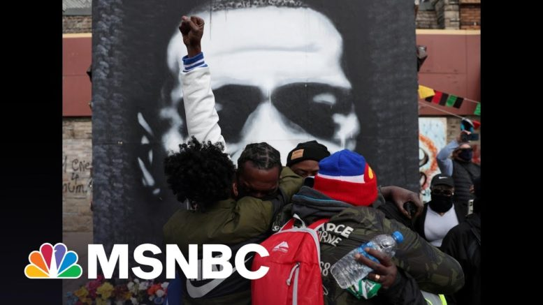 Tearful Celebrations Across U.S. After Chauvin Guilty Verdict | All In | MSNBC 1