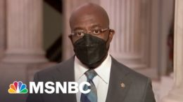 Warnock On Chauvin Verdict: Jury Got It Right, Now We Must Get Policy Right | All In | MSNBC 2
