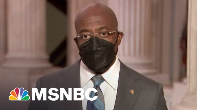Warnock On Chauvin Verdict: Jury Got It Right, Now We Must Get Policy Right | All In | MSNBC 1