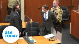 Jury delivers guilty verdict in trial of Derek Chauvin in death of George Floyd | USA TODAY 1
