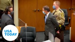 Derek Chauvin trial: Guilty verdict given in George Floyd's death   USA TODAY 4