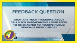 Feedback Question | TVJ News - April 19 2021 9