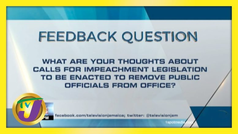 Feedback Question | TVJ News - April 19 2021 1