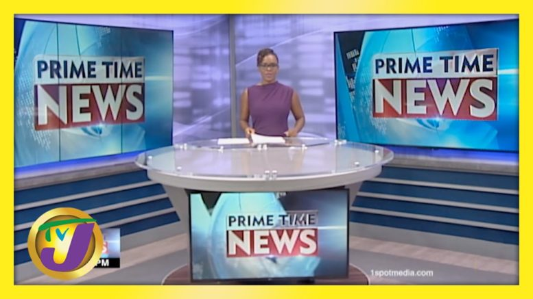 Jamaican News Headlines   TVJ News - April 19 2021 1