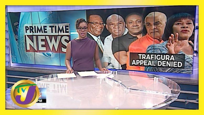 PNP Lose Trafigura Appeal | TVJ News - April 19 2021 1