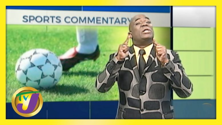 TVJ Sports Commentary - April 19 2021 1