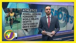 Jamaican Asafa Powell Looking forward to World Relays - April 19 2021 6