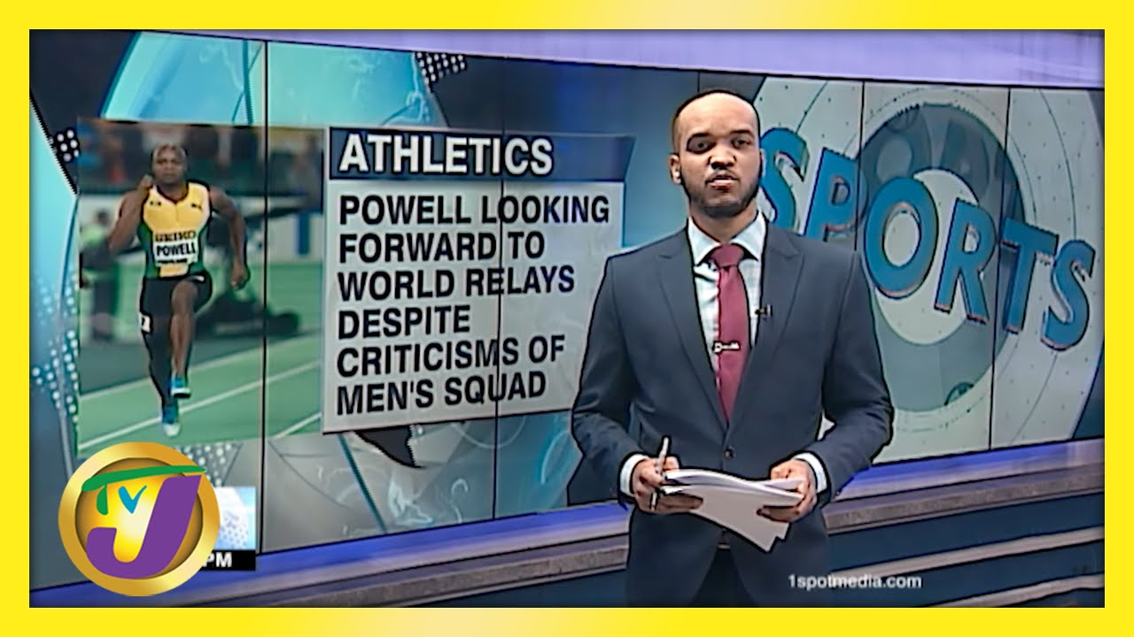 Jamaican Asafa Powell Looking forward to World Relays - April 19 2021 1
