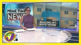 Corporal Punishment at Clifton Boys' Home in Jamaica | TVJ News - April 19 2021 3