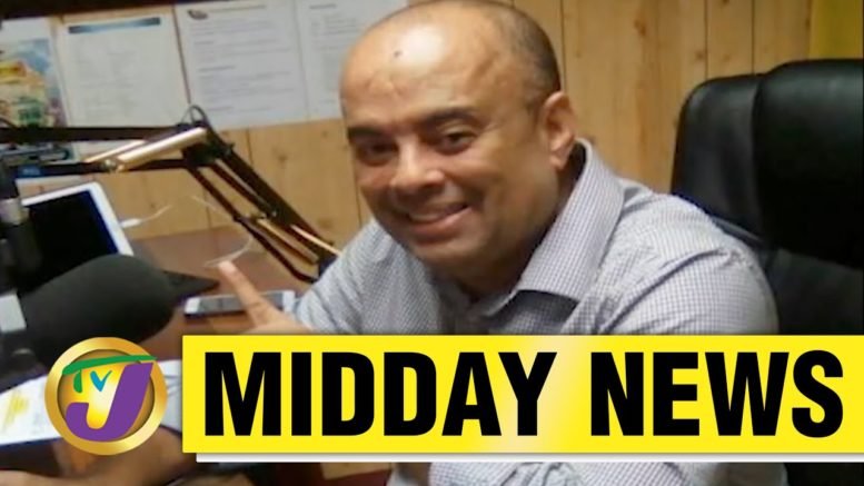 Jamaican Journalist Michael Sharpe Dead at 65 | The Best of Times - April 20 2021 1