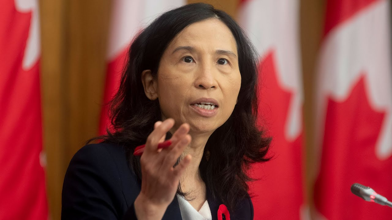 Tam on if majority of Canadians receive one shot is enough to ease restrictions 1