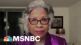 Rep. Beatty: 'This Verdict Helps Us Begin To Change The World' | The Last Word | MSNBC 3