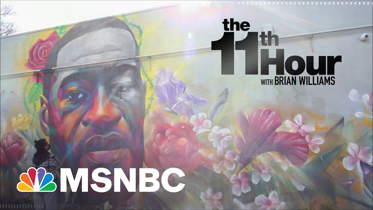 Testimony From Police Chief And Other Officers Helped Prosecution | The 11th Hour | MSNBC 1