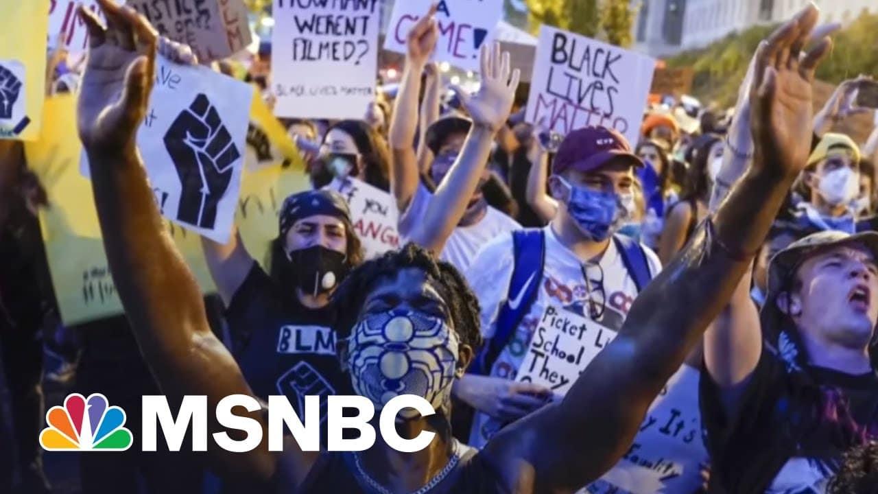 Meacham: The Test Ahead Of Us Now Is When Real Legislative Reform Happens | Morning Joe | MSNBC 1