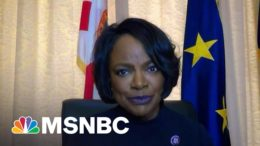 Rep. Demings On Exchange: Let's Stop Playing These Political Games | Morning Joe | MSNBC 8
