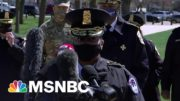 Capitol Police Detail Incident, Confirm One Of Two Responding Officers Has Died | MSNBC 3
