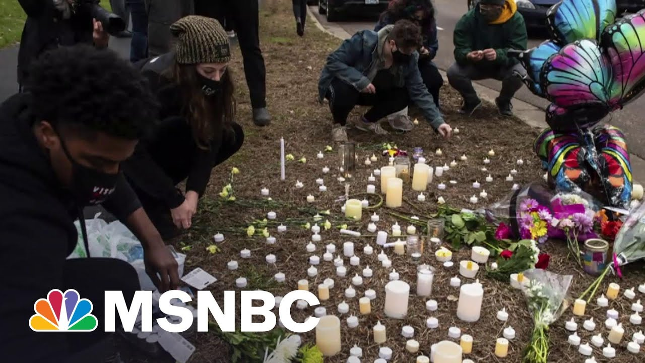 String Of Mass Shootings Across Nation Continues 22 Years After Columbine | Stephanie Ruhle | MSNBC 8