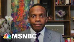 David Henderson On Potential Derek Chauvin Appeal | Craig Melvin | MSNBC 6