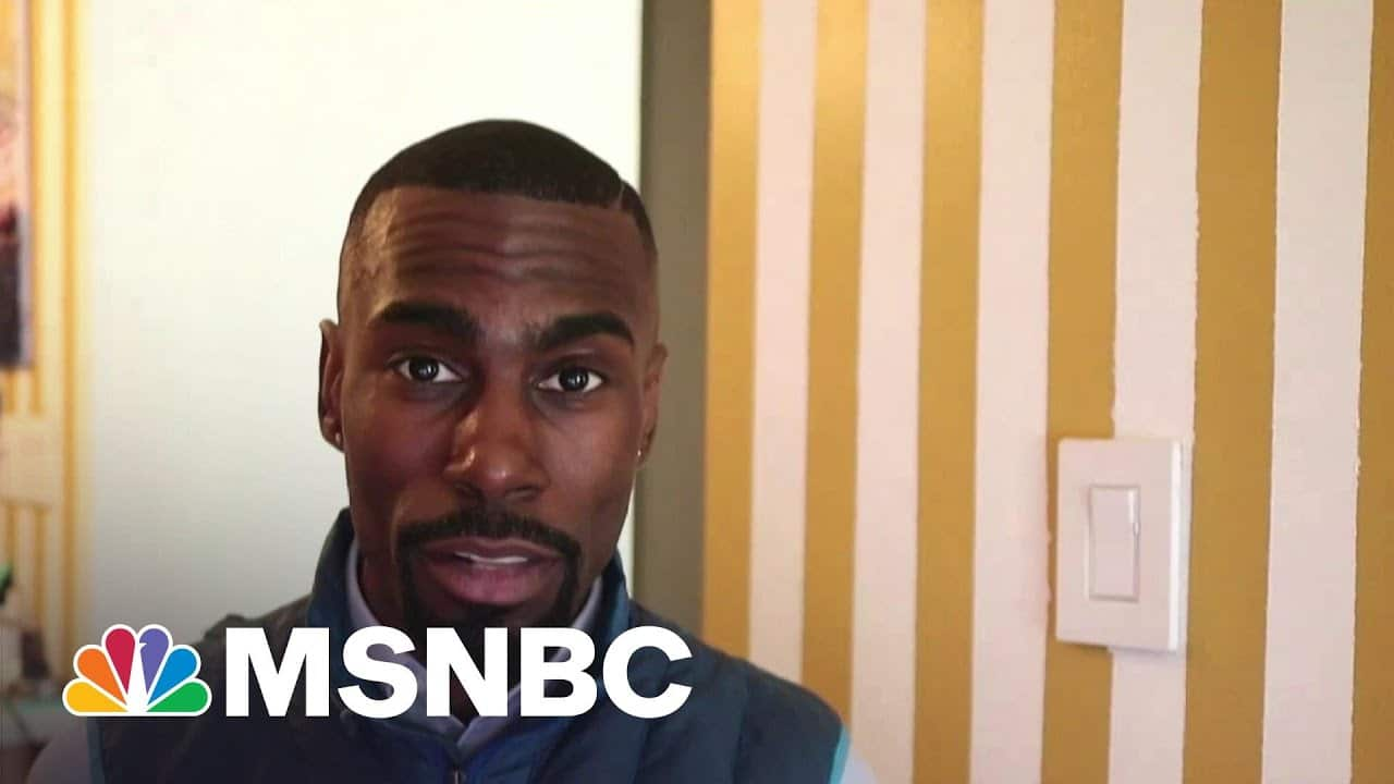 DeRay Mckesson: 'We Can Live In A World Beyond The Police' | MTP Daily | MSNBC 9