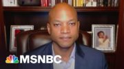 Wes Moore: Darnella Frazier Is 'One Of The Heroes' Of The Chauvin Trial | Andrea Mitchell | MSNBC 5