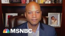 Wes Moore: Darnella Frazier Is 'One Of The Heroes' Of The Chauvin Trial   Andrea Mitchell   MSNBC 5