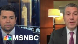 One-On-One With Lawyer To Floyd And Wright Families | Ayman Mohyeldin | MSNBC 7