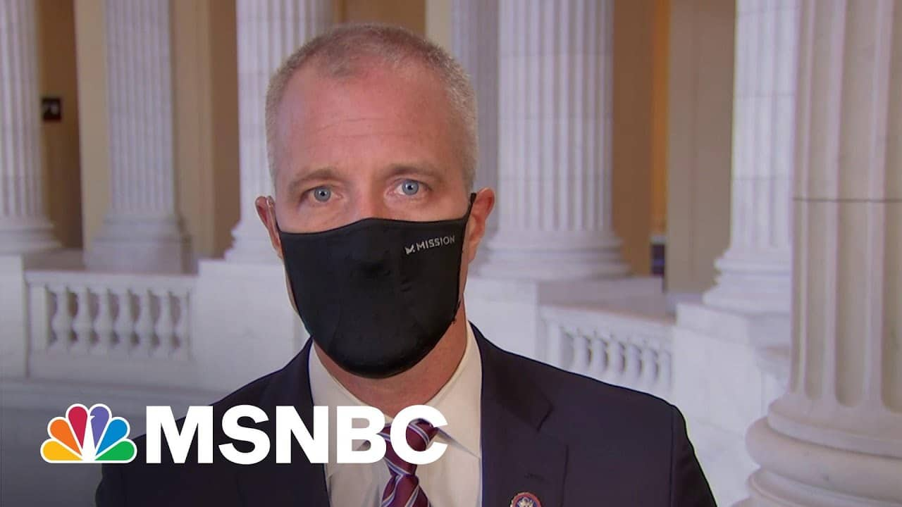 Patrick Maloney: In The GOP 'Voices Like MTG Are Driving The Decision Making' | Deadline | MSNBC 1