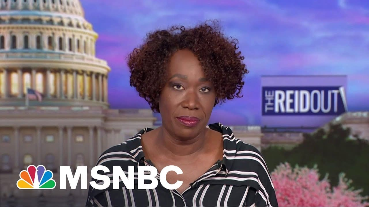 Joy Reid: True Justice Requires Going Further Than The Chauvin Verdict | The ReidOut | MSNBC 1