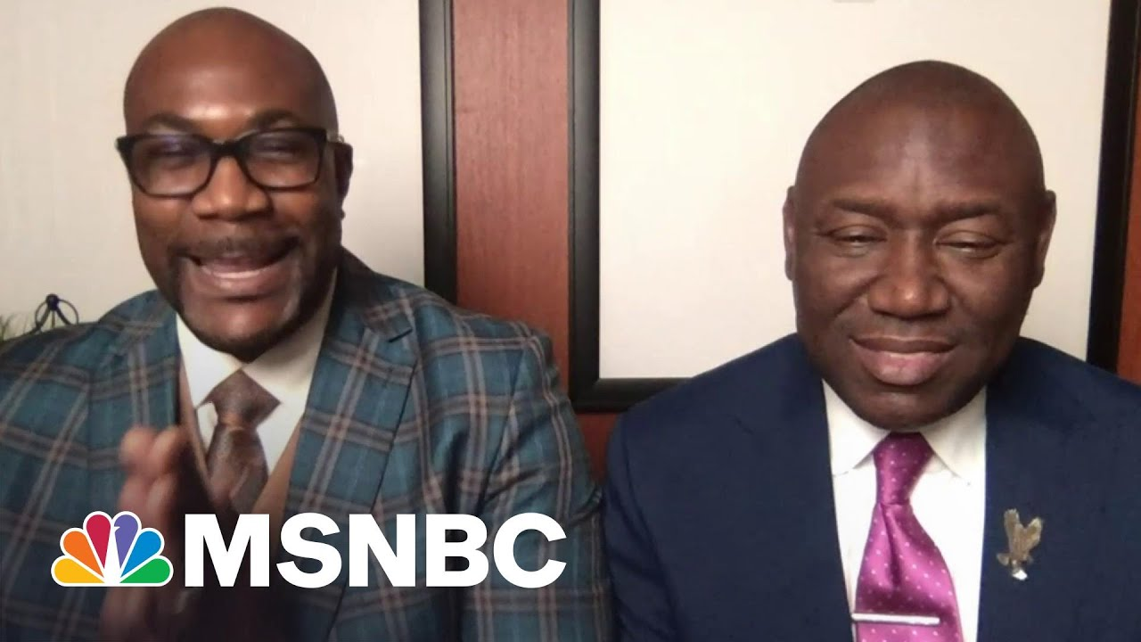 Philonise Floyd On The Chauvin Verdict: 'I Wanted To Jump Up And Down' | The ReidOut | MSNBC 6