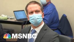Chris Hayes: Why The Chauvin Verdict Is The Exception, Not The Rule | All In | MSNBC 5