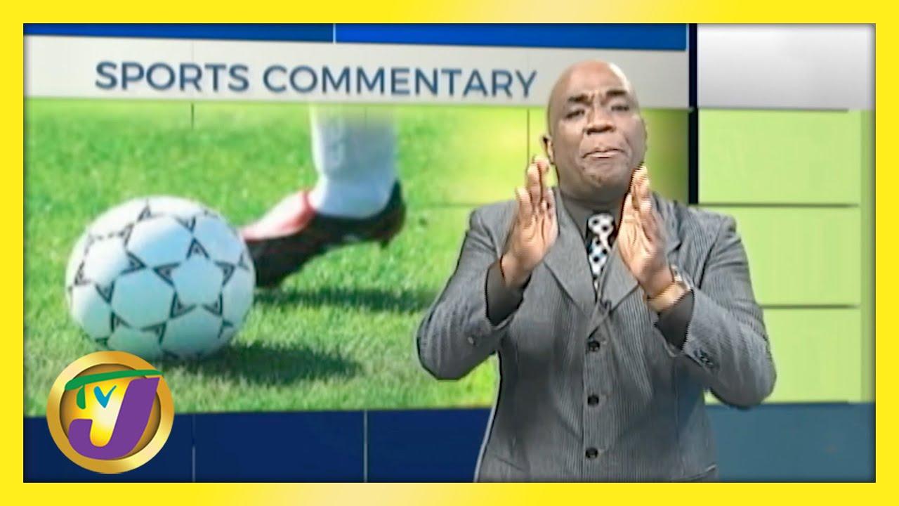TVJ Sport Commentary - April 20 2021 1