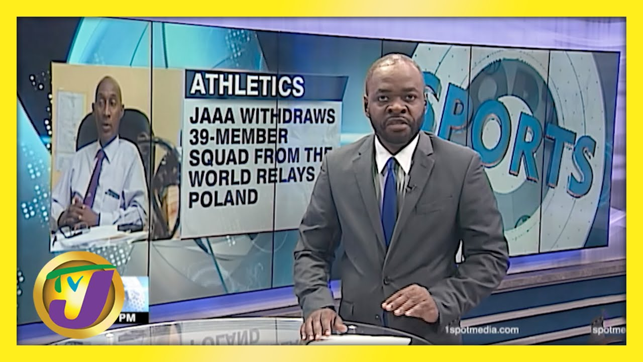 JAA Withdraws Jamaica from the 2021 World Relays - April 20 2021 1