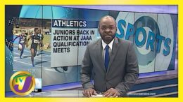 Jamaican Juniors Back in Action at JAAA Qualification Meets - April 20 2021 2